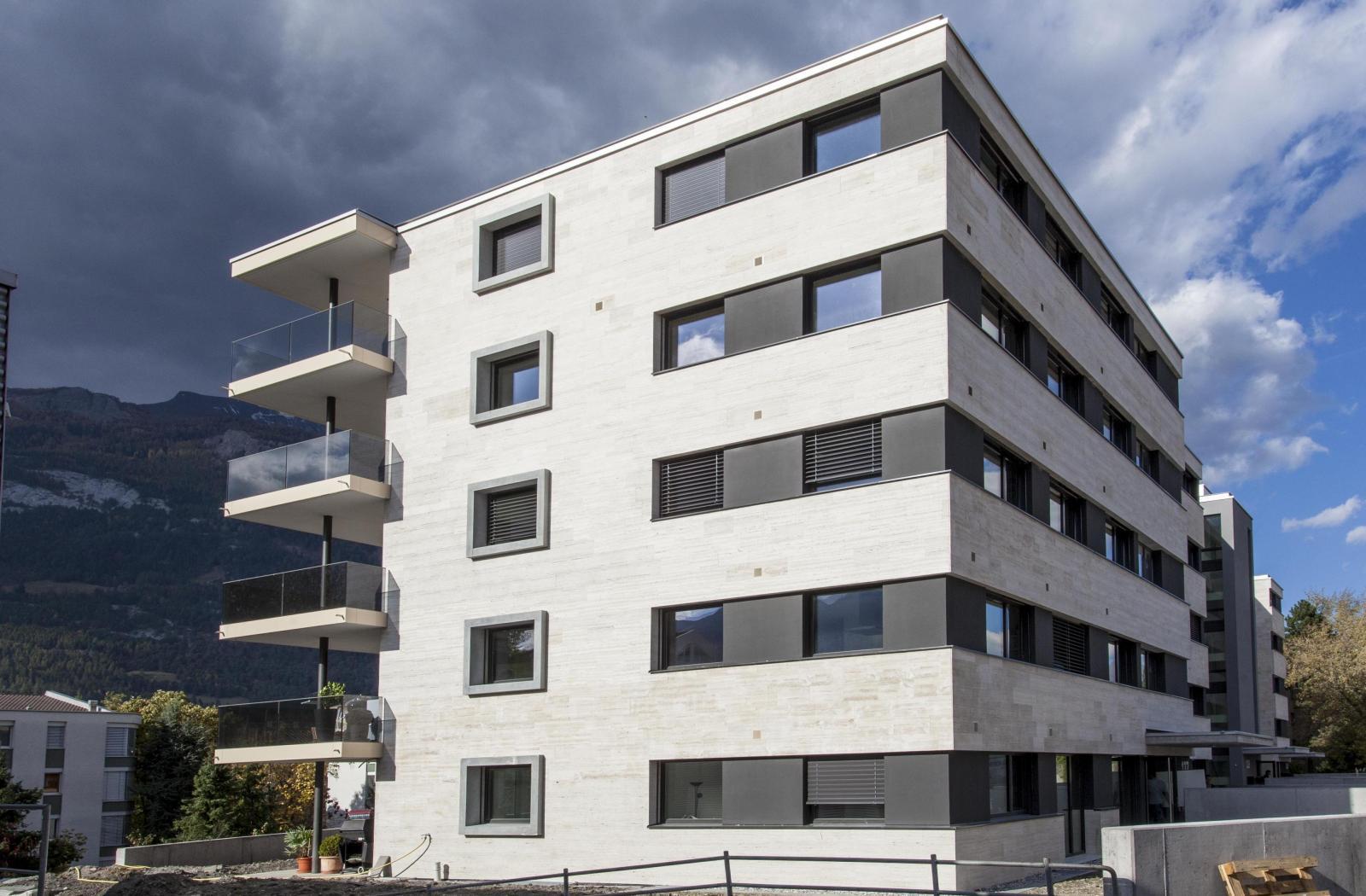 Saluferhof, Masanserstrasse 141, Chur