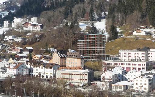 Alters- und Gesundheitsresidenz Spitalquartier