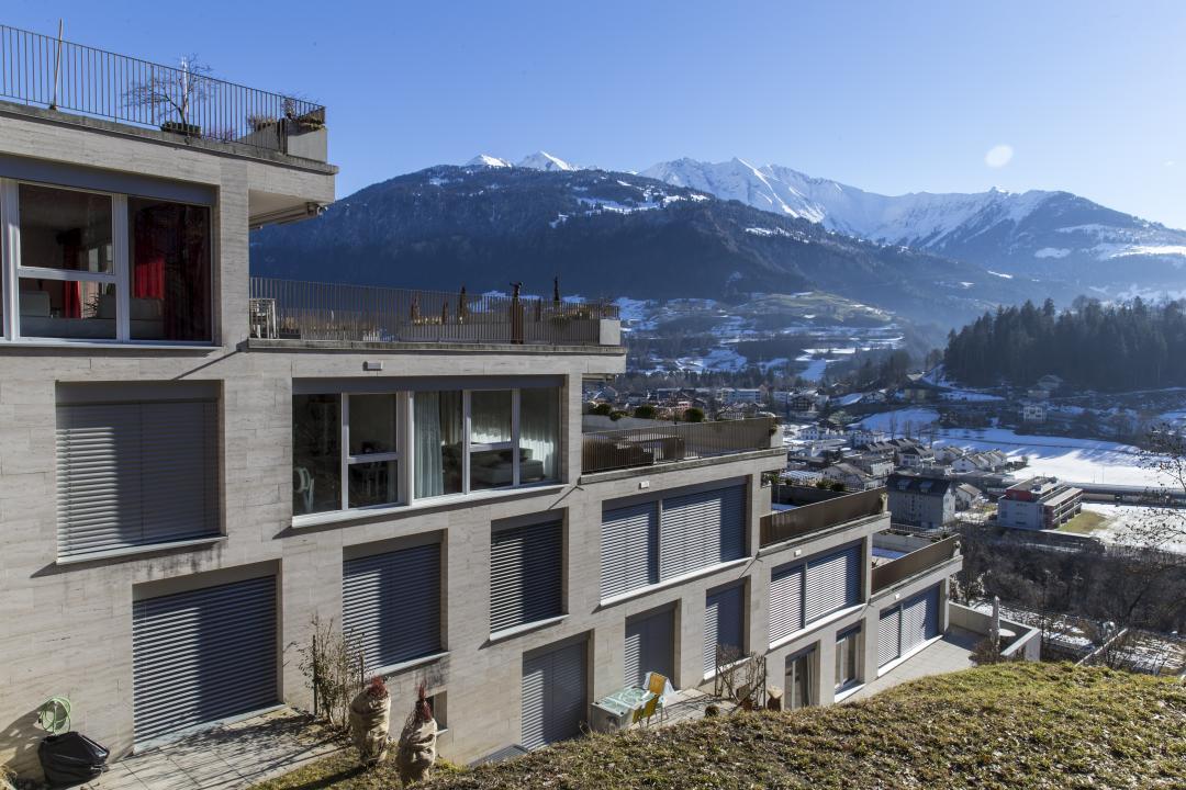 Terrassensiedlung Ilanz